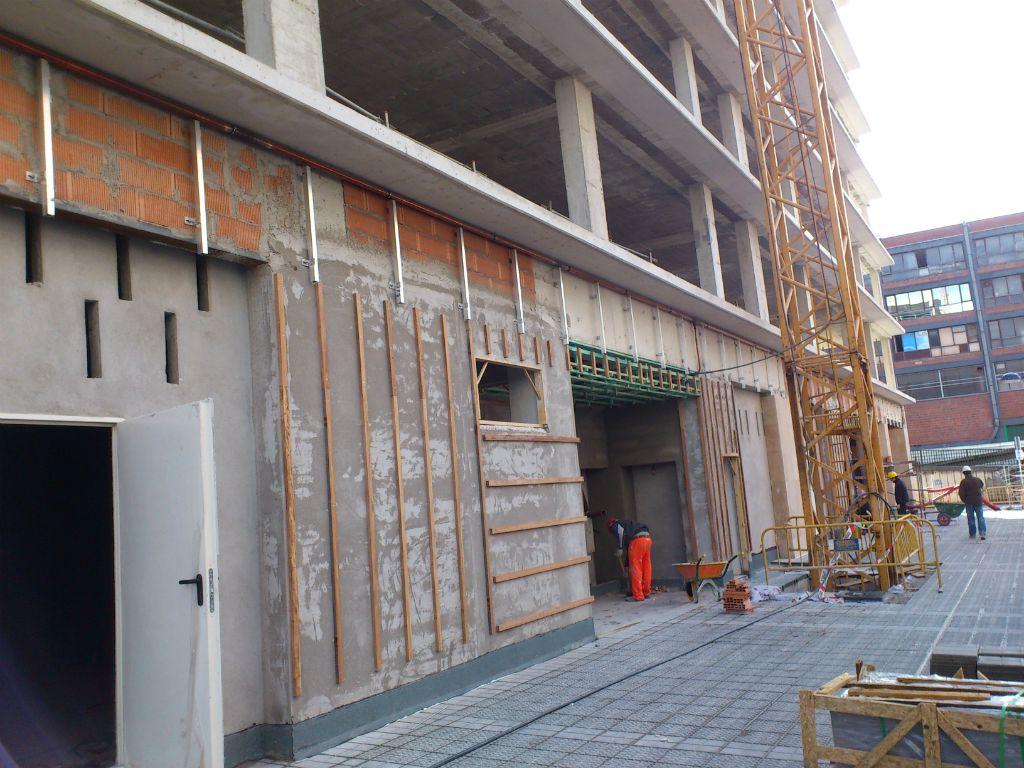 Fachadas de madera 03 carpinter a malmas n - Carpinterias en bilbao ...