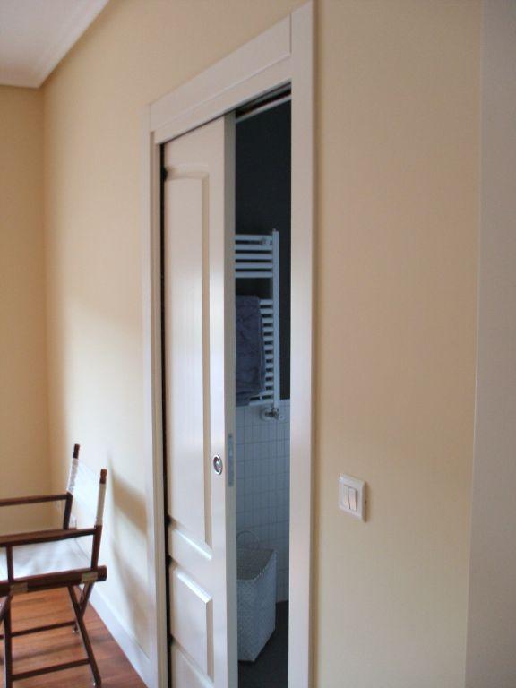 Dise os de puertas de madera puerta corredera - Puertas correderas de diseno ...