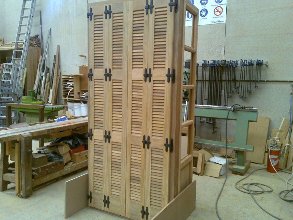 Carpinter a en madera carpinter a malmas n for Carpinteria en madera