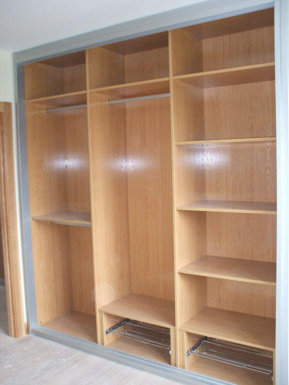 Dise os de armarios armario empotrado carpinter a - Diseno de armarios online ...