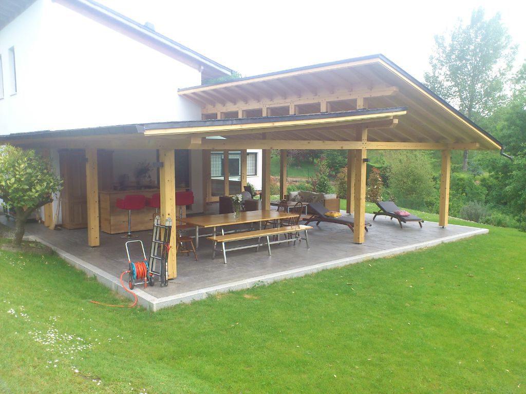 Revestimientos y cerramientos exteriores carpinter a - Madera para porches ...